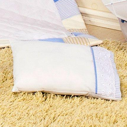 Travesseiro de Berco Sleep Bebe Azul