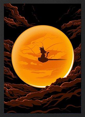 Quadro Goku Dragon Ball