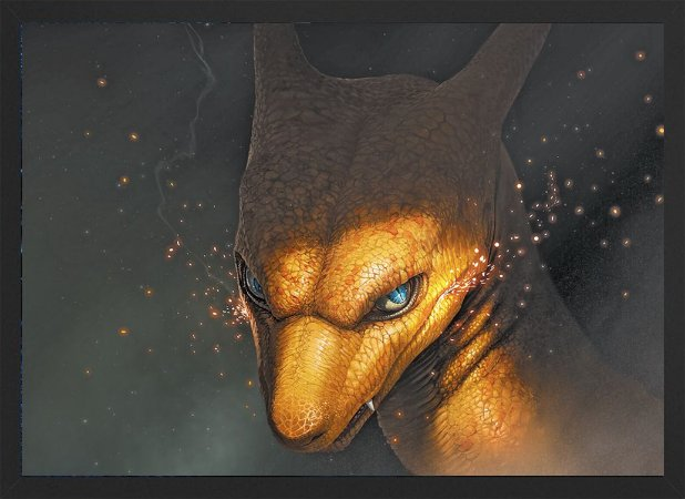 Quadro Charizard Pokemon