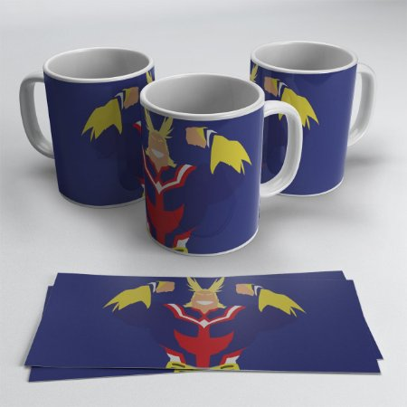 Caneca All Might