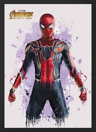 Quadro Homem Aranha