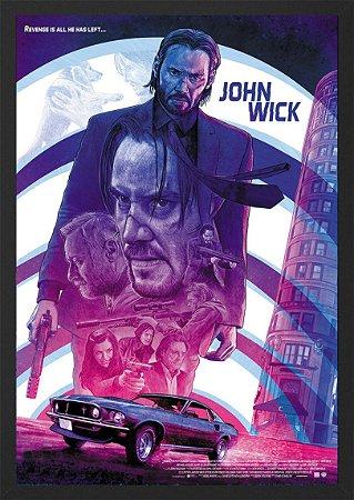 Quadro John Wick