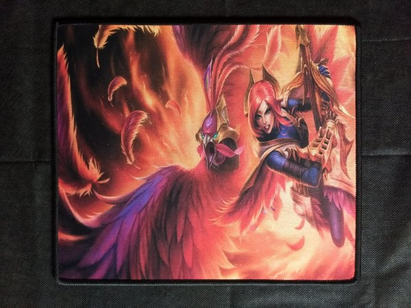 Mousepad Gamer Quinn (30x25cm) - League of legends
