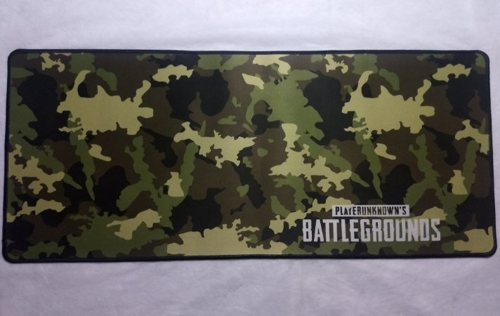 Mousepad Gamer Pubg (70x30cm) - Playerunknown's Battlegrounds