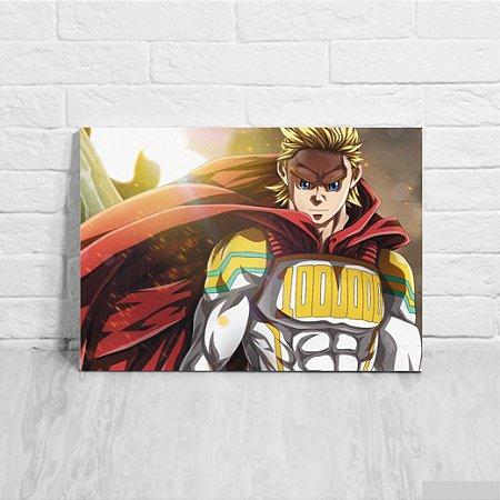 Quadro/Placa Decorativa Lemillion - Boku no Hero