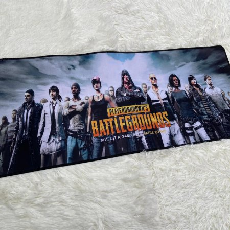 Mousepad Gamer Pubg mod.2 (70x30cm) - Playerunknown's Battlegrounds