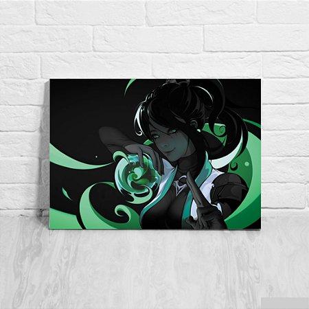 Quadro/Placa Decorativa Sage - Valorant