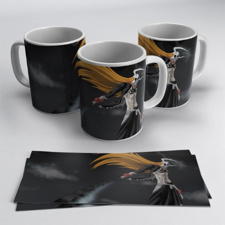 Caneca Ichigo Hollow - Bleach
