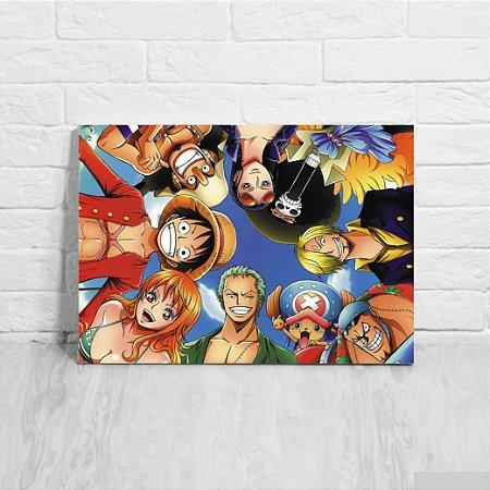 Quadro/Placa Decorativa One Piece