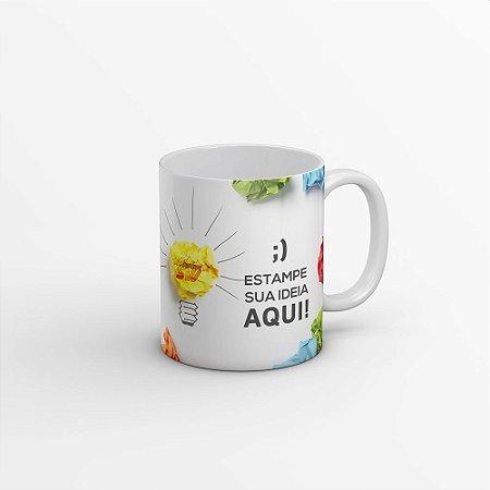 Caneca Personalizada Imaginize SW - Com Sua Ideia, Logo, Foto Etc..