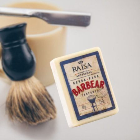 Barra de Barbear Masculina Cabernet