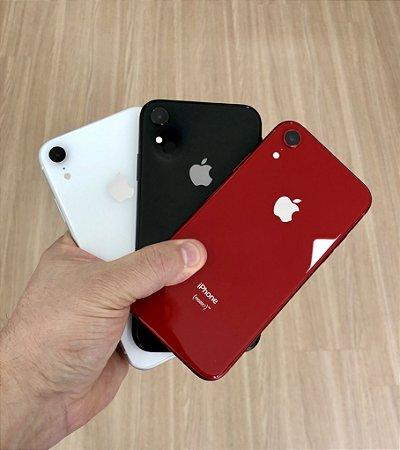 Apple iPhone XR 64GB - Seminovo de Vitrine - Tela 6,1