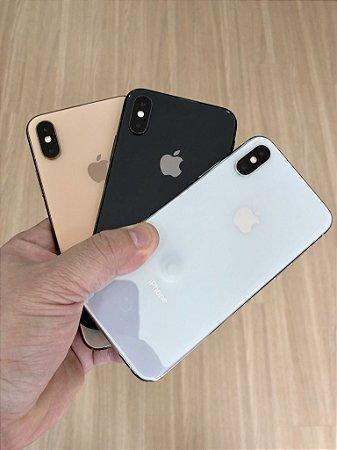 iPhone Xs 256GB - Seminovo de Vitrine - Tela 5,8