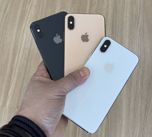 Apple iPhone Xs 64GB - Seminovo de Vitrine - Tela 5,8