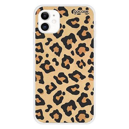 Case Animal Print Onça - iPhone 11 - Capinha Gocase