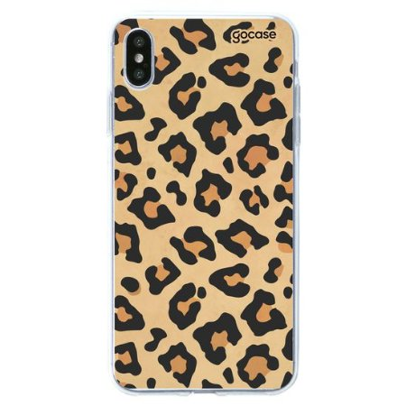 Case Animal Print Onça - iPhone Xs Max - Capinha Gocase