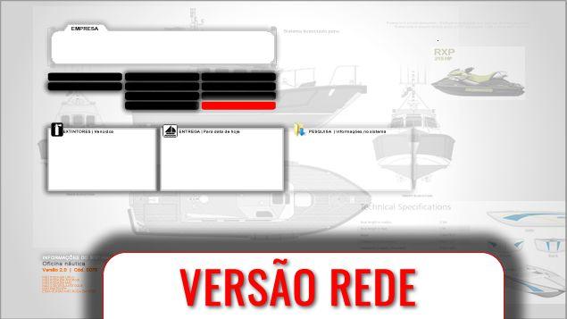 Oficina náutica | Versão 2.0 | R E D E