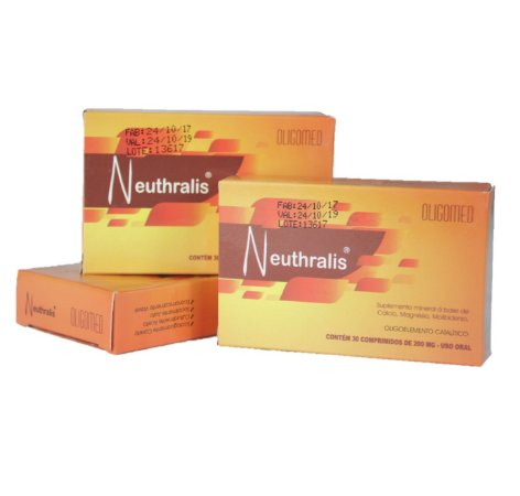 Lisado NEUTHRALIS - 30 Comprimidos