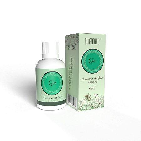 Gin Flower - Oligomed 60 ml