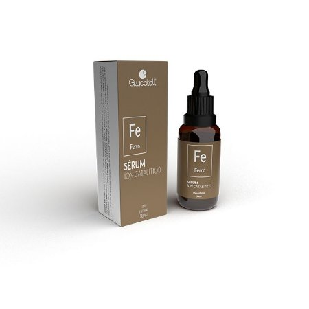 Sérum Ion Catalítico Ferro (Fe) - Glucatall 30ml