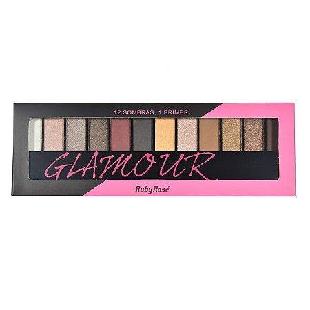 Paleta de Sombras Glamour