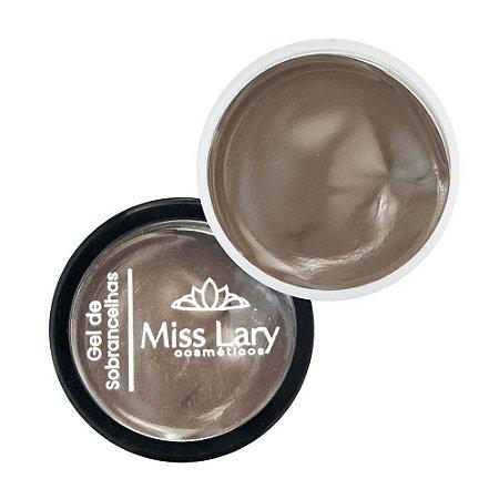 Gel para sobrancelhas - Miss Lary