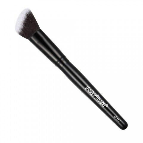 Pincel profissional blush Onix - Macrilan