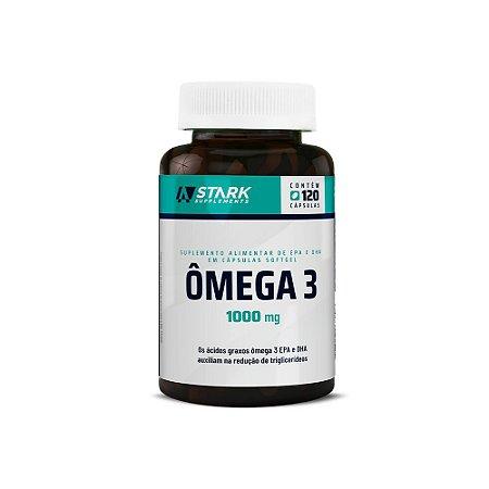 Ômega 3 1000 mg – 120 cápsulas