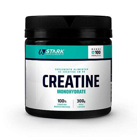 Creatine Monohydrate (300 g) - Creatina em pó