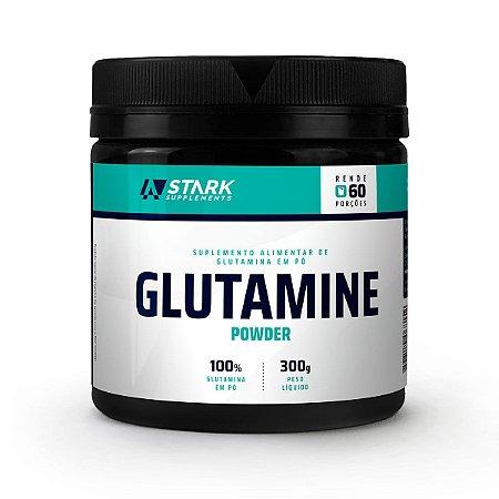 Glutamine Powder (300 g) - Glutamina em pó