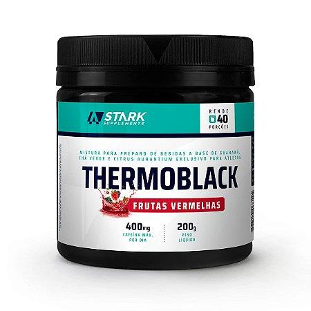 Thermoblack (200 g) - Termogênico em pó