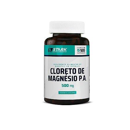 Cloreto de Magnésio P.A. - 120 Cápsulas