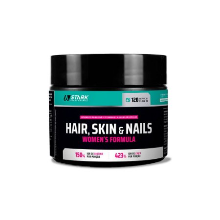 Hair, Skin & Nails - Women's Formula - 120 Cápsulas