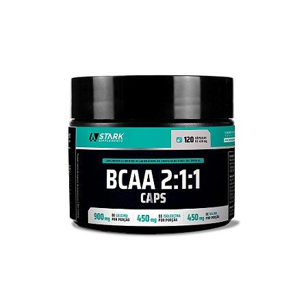 BCAA 2:1:1 Caps - 120 Cápsulas