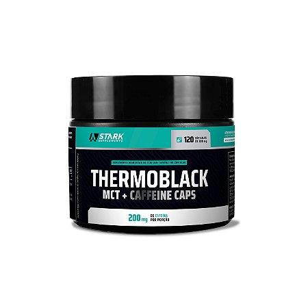 Thermoblack MCT + Caffeine Caps - 120 Cápsulas