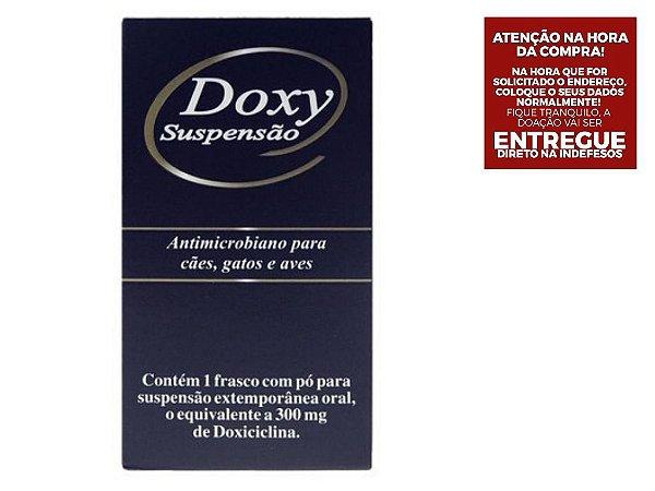 Doxy Suspensão Cepav 300mg