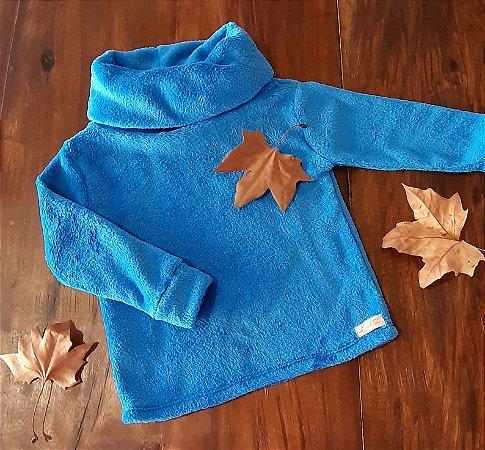 Fofinho Azul Bick Gola/Capuz