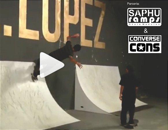 Wall Ride - Rampa de parede Skate