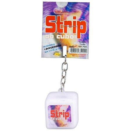 Dado Strip Tease Unissex Simples Diversão Ao Cubo