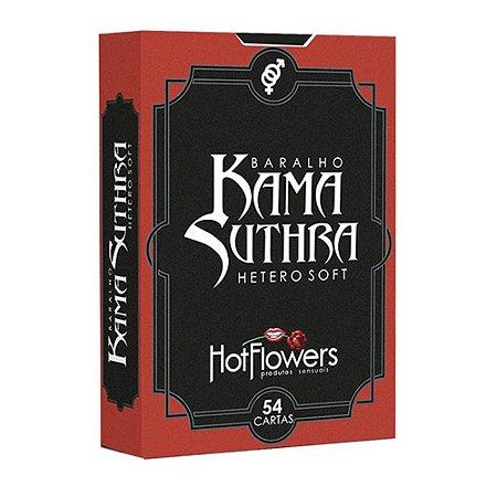 Baralho Kama Suthra Hetero Soft Hot Flowers