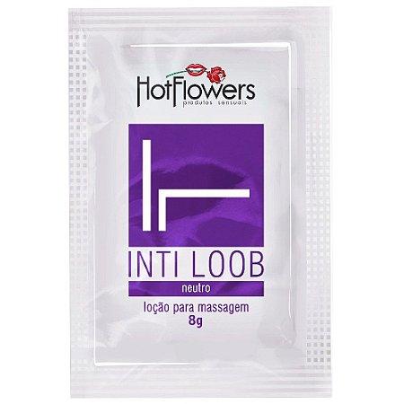 Inti Loob Lubrificante Neutro Sachê 8g Hot Flowers