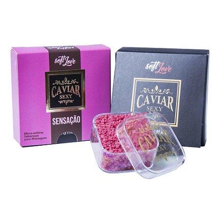 Caviar Sexy Microesferas Sensação 14g Soft Love