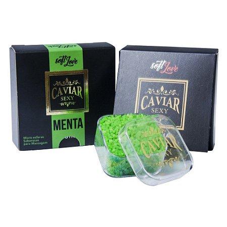 Caviar Sexy Microesferas Menta 14g Soft Love