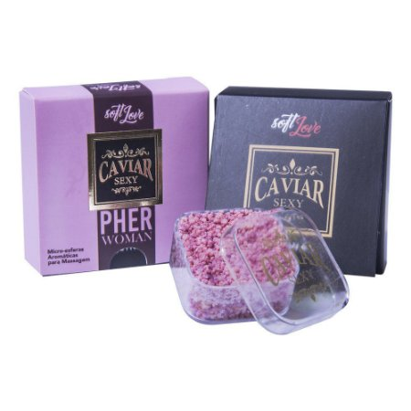 Caviar Sexy Microesferas Pher Woman 14g Soft Love