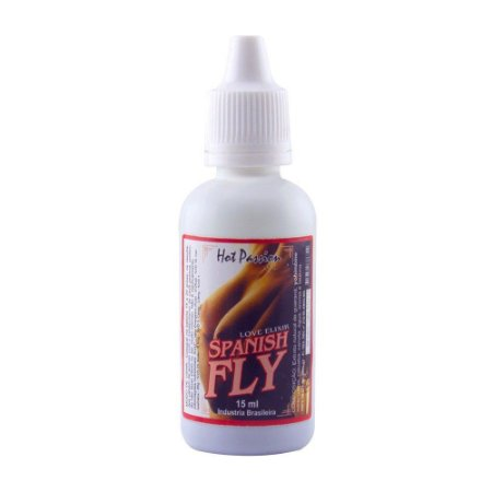 Spanish Fly Hot Passion Estimulante Sexual Unissex 15ml K-lab