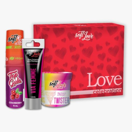 Kit Love Celebration Soft Love