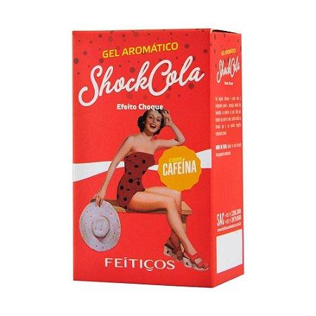 Shock Cola Cafeína Gel Elétrico Aromático 15g Feitiços