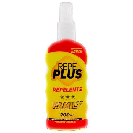 Repelente Repeplus Spray 200ml Soft Love