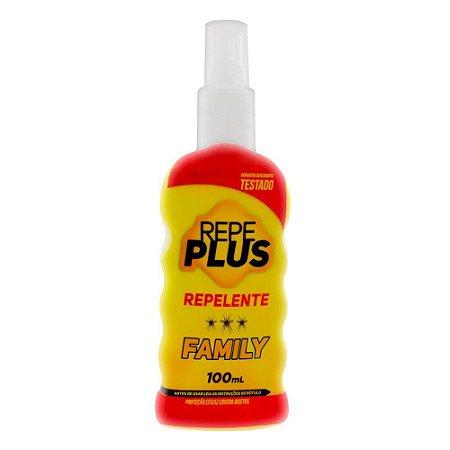 Repelente Repeplus Spray 100ml Soft Love
