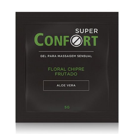 Gel Dessensibilizante Super Confort - Sachê 5g